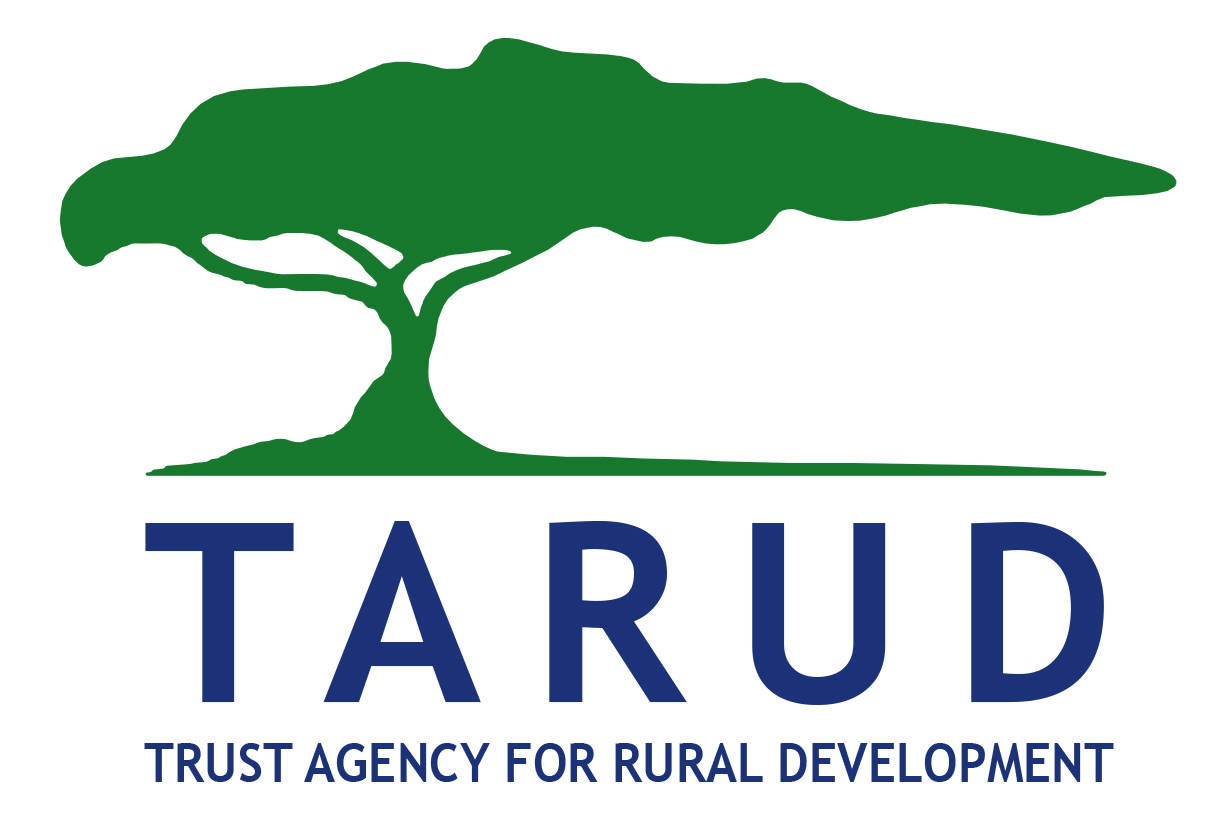 Tarud Logo green blue